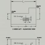 MO-08 2-Hook Lift Factors & Lift Point Loads