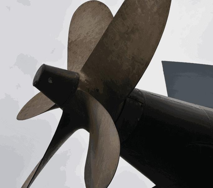 Keyless propeller fitting calculations