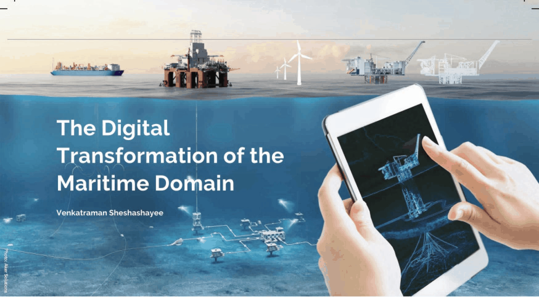 The digital transformation of the maritime domain
