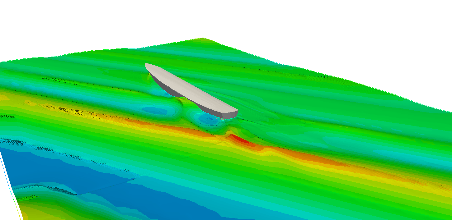 Fig 9 TheNavalArch CFD Article