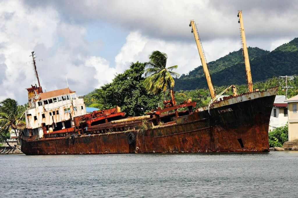 Ship Corrosion - Cathodic Protection and Sacrificial Anodes
