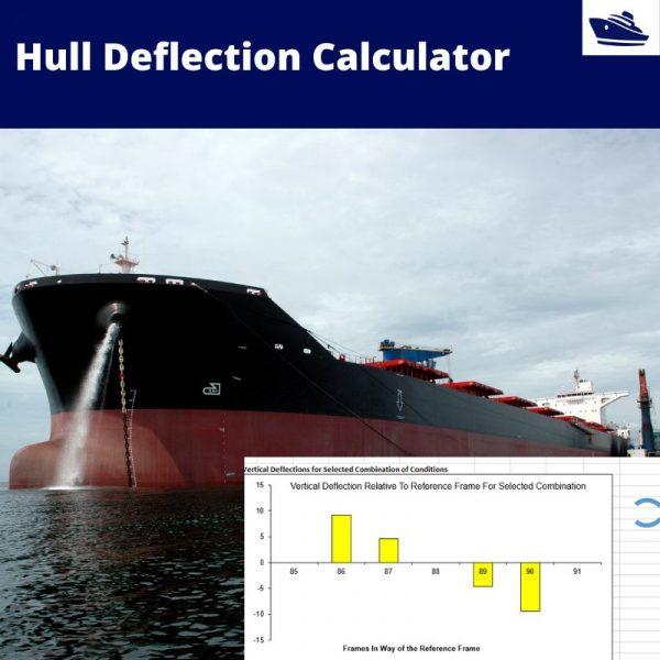 Hull-Deflection-Calculator-TheNavalArch