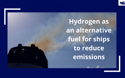 Hydrogen as an alternative fuel for ships to reduce emissions