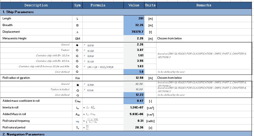 IMO Risk Estimator TheNavalArch 4