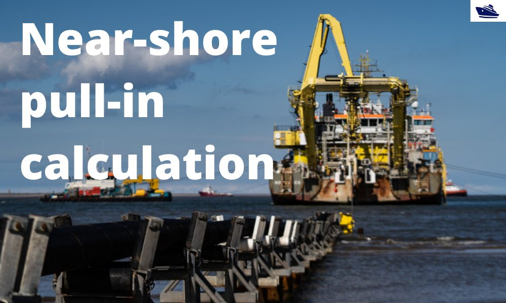 The importance of analysis in nearshore pull-in operation in offshore wind farms
