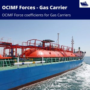 OCIMF-Environmental-Forces-on-Gas-Carrier-TheNavalArch