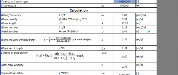 Subsea-Pipe-Drag-Force-Calculator-TheNavalArch-3